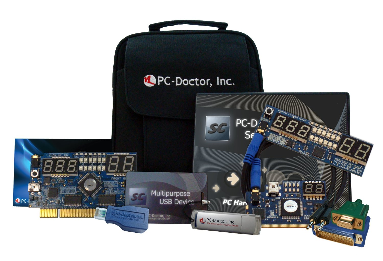 Allen Computer Services are now a fully licensed PC-Doctor, Inc